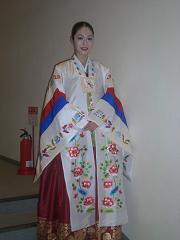 韓国のイ・ミヨンさん